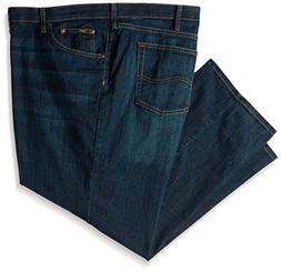 Lee Men's Big-Tall Premium Select Custom Fit Relaxed Straigh