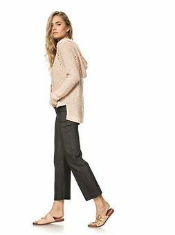 Roxy™ Black Shade High Waist Wide Leg Jeans for Women ERJD