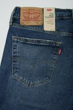 BLUE WATER<LESS Men's Levi's 527 Slim Bootcut  Jeans