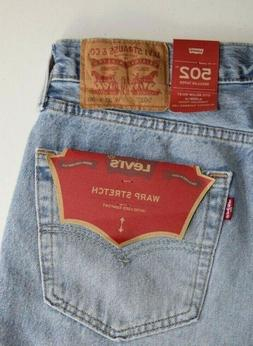 BNWT Levi's  502 Regular Taper Jeans Style: 29507-0149