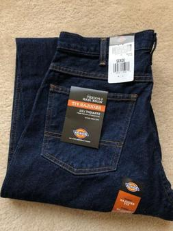 Brand New Regular Fit Straight Leg Dickies Jeans 33x32