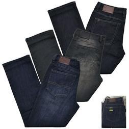 Buffalo David Bitton Jeans Men's Straight Stretch Driven-X B