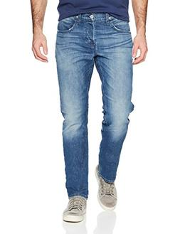 Hudson Jeans Men's Byron Straight Leg Jeans, Cruise, 32