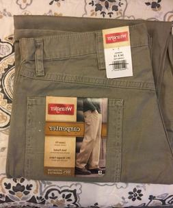 WRANGLER CARPENTER LOOSE FIT 34X32 MENS PANTS NWT