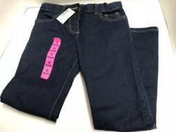 Children's Place Girls Size 8 Cotton Blue Jeans...New!