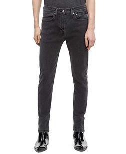 Calvin Klein Men's CKJ 016 Skinny Fit Jeans, Atlanta grey, 2
