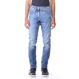 Calvin Klein Men's CKJ 026 Slim Fit Jeans, houston mid blue,