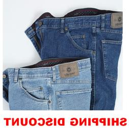 Wrangler Comfort Solution Series Regular Fit Jean Comfort Fl