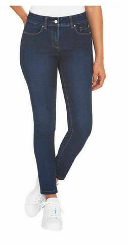 Jones New York Comfort Waist Skinny Jeans Pants JNY Jean VAR