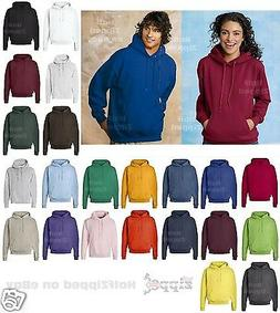Hanes ComfortBlend EcoSmart Hooded Sweatshirt P170 S-4XL Hoo
