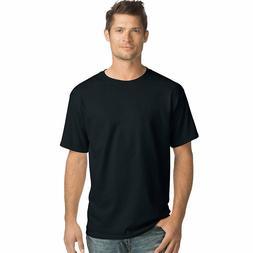 Hanes ComfortSoft® Men's Short-Sleeve Crewneck T-Shirt 4-Pa