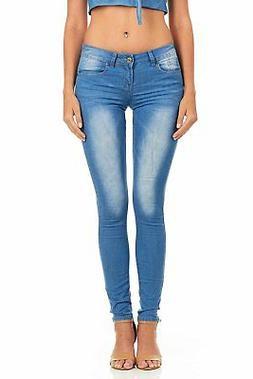 Cover Girl Designer Skinny Jeans for Women Butt Lifting Juni