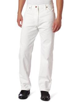 Wrangler Men's Cowboy Cut Original Fit Jean, White, 40x30
