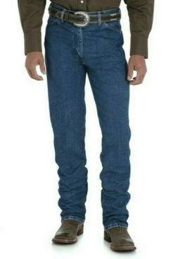 Wrangler Men's Cowboy Cut Slim Fit Jean, Stonewashed, W40 L3