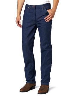Wrangler Men's Cowboy Cut Original Slim Fit Western Jean, Pr