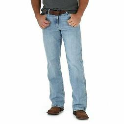 Crest Wrangler Men's Retro Relaxed-Fit Bootcut Jean - WRT20C