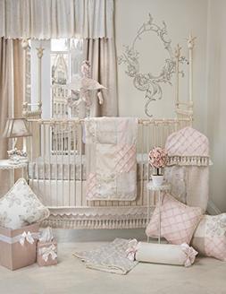 Crib Bedding Set Florence by Glenna Jean | Baby Girl Nursery