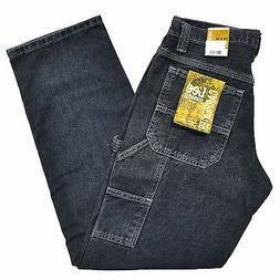 Lee Dungarees Carpenter Fit Mens Jeans Quartz Stone Denim Je