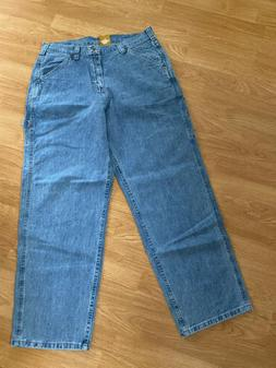 LEE Dungarees Carpenter's Jeans 34x30 NWT