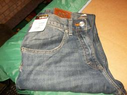 Lee Eagle Eye Relaxed Fit Boot Cut Denim Blue Jeans Tag & Fi