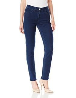 Lee Women's Easy Fit Frenchie Skinny Jean, Orion, 4 Regular/