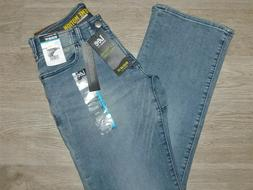 LEE Extreme Motion Regular Fit Jeans Bootcut Leg Stretch Fle