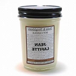 Fine Cuban Tobacco scented soy candle - 50+ hour burn time