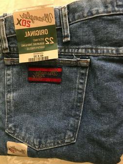Wrangler Men's 20x Original Fit Jean,Vintage Stonewash,29x36