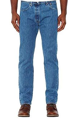 Levi's 00501 Men's 501 Original Fit Jean, Medium Stonewash -