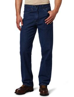 Carhartt Men's Flame Resistant Signature Denim Jean Relaxed