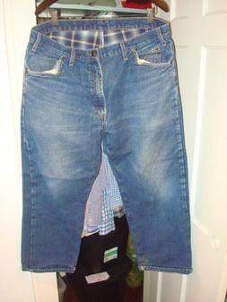 Dickies Flannel Lined Jeans - 38 x 30
