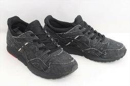 asics GEL-LYTE V OKAYAMA BLACK DENIM Jean Shoes Sneaker US8