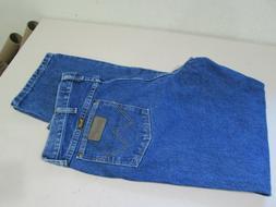 Wrangler George Strait Cowboy Cut Jeans, Size 36 X 36, 31MGS