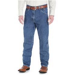 Wrangler George Strait Cowboy Cut Men's Relaxed Fit Jean, De