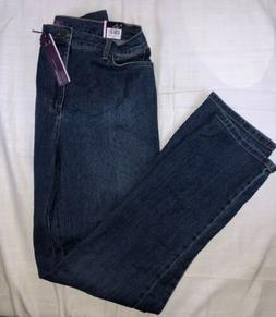 Gloria Vanderbilt Amanda Jeans Size 10 Average New !
