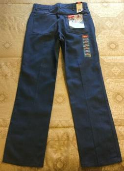 Wrangler Hero Mens Stretch Jeans Flex-Fit Waist 34 x 32 Act