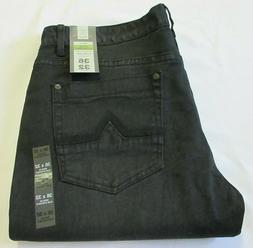 I. N . C  Slim Straight Black  Men Jeans 36 X 32