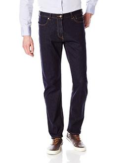 Dockers Men's Jean Cut Athletic Fit Pant, Denim - Discontinu
