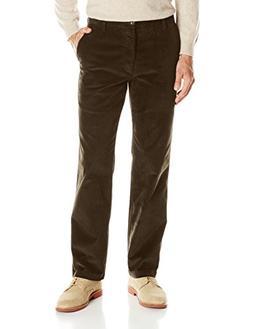 Dockers Men's Jean Cut Slim Fit Pant, Dark Pebble Corduroy