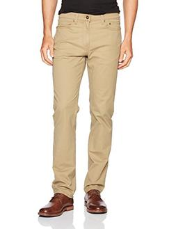 Dockers Men's Jean Cut Slim Tapered Pants, New British Khaki