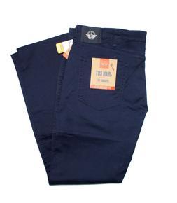 Dockers Jean Cut Straight Fit Stretch All Seasons Tech Blue