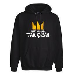 JEAN MICHEL BASQUIAT crown logo new men's Hoodie S M L XL XX