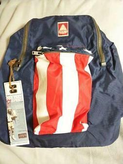 Jansport Jean Sports Backpack Flag