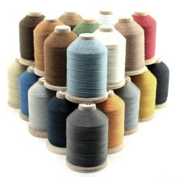 Jean Thread Tex 60 - 750 Yards, Heavy Cotton Covered Polyest