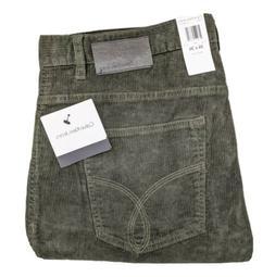 Calvin Klein jeans corduroy men's pants size 36x30 straight
