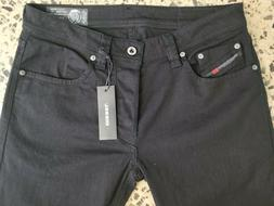 DIESEL jeans for men NWT style LARKEE blk stretch  size 32 x