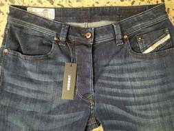 DIESEL jeans for men NWT style LARKEE medium blue stretch si