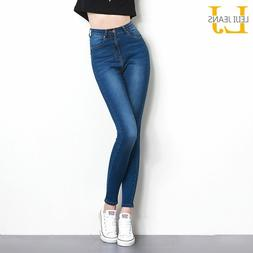 Jeans for Women mom Jeans  High Waist Jeans Woman High Elast