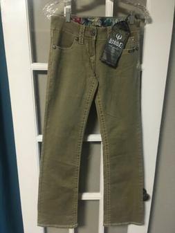 "Adiktd jeans Grand Champion Midrise BootCut  ""Limited Design"