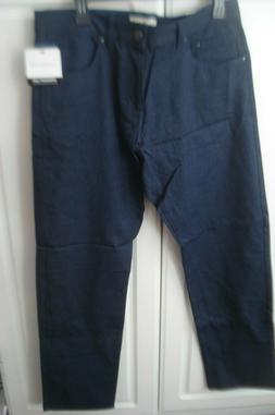 Calvin Klein Jeans Men's 5 Pocket Basketweave Pant Straight